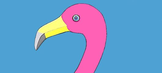 08b FOR POST DAB DAY FLAMINGO HEADER COLORS