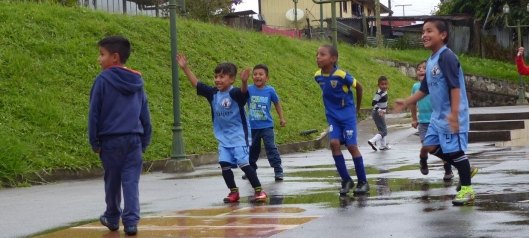 P1250658 SOCCER CHILDREN BAEZA
